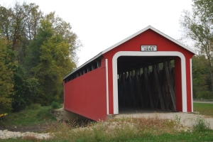 Ceylon covered bridge