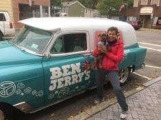 Ben & Jerry's downtown Watkins Glen