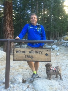 John and I would love to hike to Mt. Whitney on a future visit.  22 miles round trip with over 6000 feet of elevation.  Trails are excellent