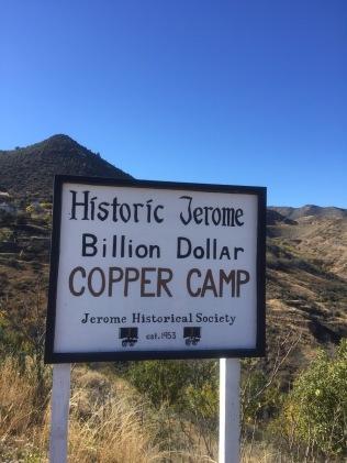 Jerome / AZ / United States - 11/14/16