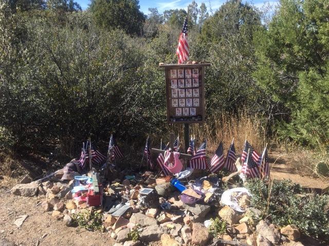 Prescott / AZ / United States - 11/23/16